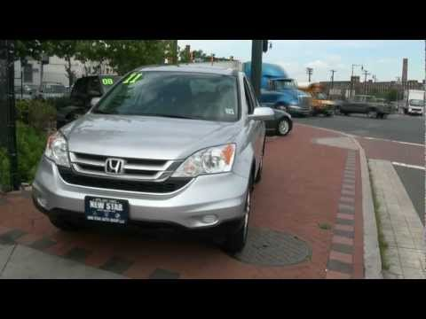 2011 Honda CRV 4WD Navigation