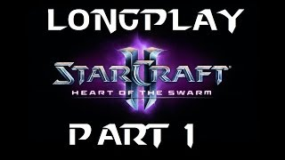 PC Longplay [395] StarCraft 2: Heart of the Swarm (part 1 of 5)