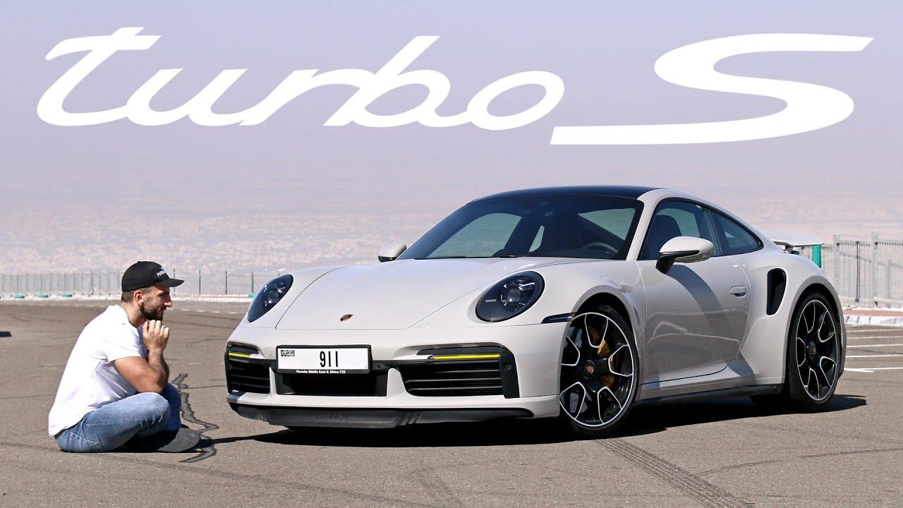 افضل سيارة اجربها في حياتي! بورشه تيربو اس - Porsche Turbo S