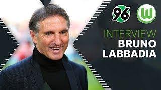 """""""Ein richtiger Derby-Pokalfight""""   Interview Bruno Labbadia   DFB-Pokal"""