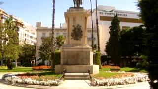 El Parterre (Plaza Alfonso el Magnánimo), Ahora Valencia