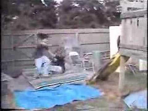 RFEW Backyard Wrestling Highlights 1 - YouTube