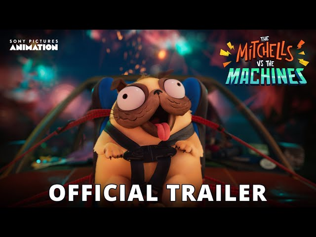 The Mitchells vs. The Machines | Official Trailer | Sony Animation