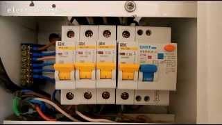Как модернизировать электрощиток для дома. Собираем электрощиток своими руками