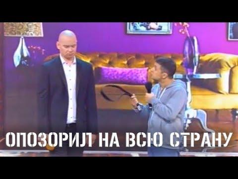 От этого номера зал плакал! Сын Порошенко подставил папу - До Слез!