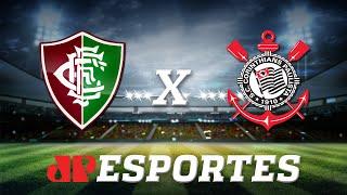 Fluminense-PI 1 x 3 Corinthians - 06/01/20 - Copa São Paulo - Futebol JP