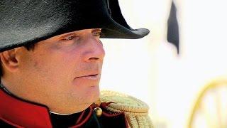 Rencontre avec Napoléon, Wellington, Blücher et le prince d