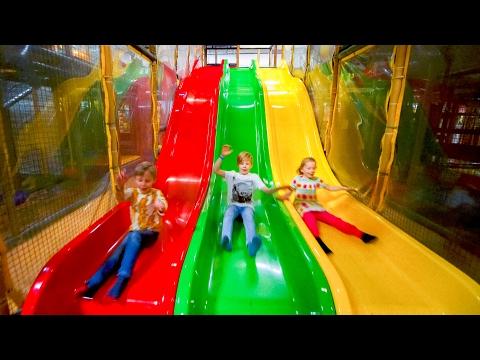 Busfabriken Indoor Playground Fun for Kids #2