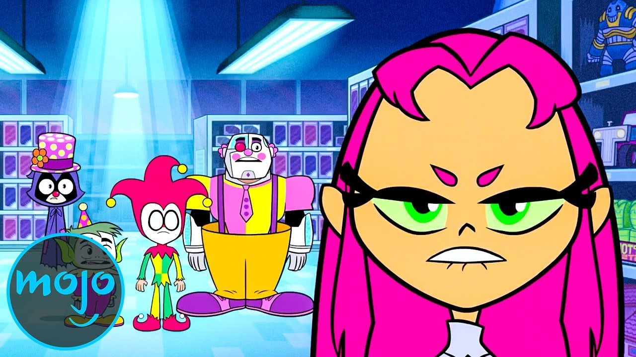 Top 10 Awful Teen Titans Go Episodes - Youtube-7936