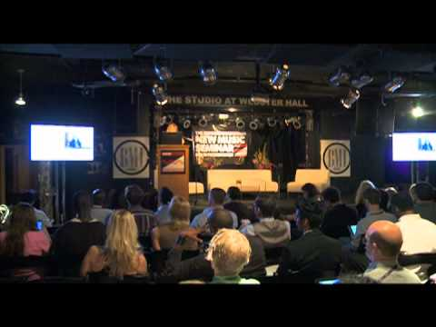 "Julie Perry Presents ""Seven Habits of Highly Effective YouTubers"" at New Music Seminar"