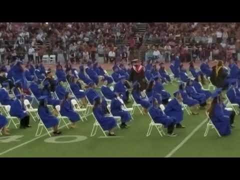Orange Glen High School Graduation 06-01-2018