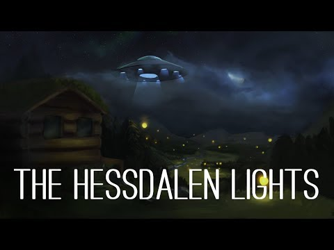 The Hessdalen Light Phenomenon | (UFOs in Norway) | The Blue Hour Podcast