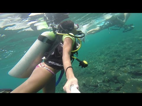 SCUBA Diving in Bali - Amed and Tulamben - Nov 2014 - GoPro 3 HD