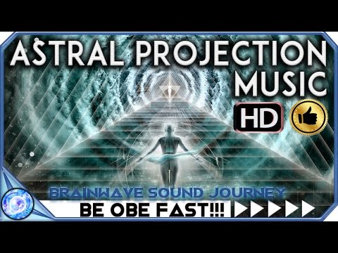 ASTRAL PROJECTION MUSIC: HOW TO ASTRAL PROJECT MEDITATION | BINAURAL BEATS MEDITATION MUSIC