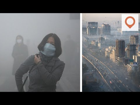 The Most Polluted Cities to Know About