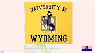 Living in Laramie, WY