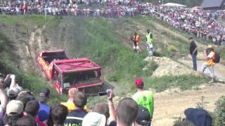 Truck trial Mohelnice 2011