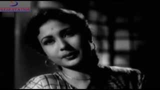 Raat Hai Suhani O Nindiya Rani - Lata Mangeshkar - BANDISH - Ashok Kumar, Meena Kumari