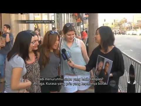 Voxpop dari USA tentang Ahmad Dhani VS Iwan Fals