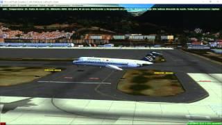 MCDONNELL DOUGLAS DC-9-30 LINEA AEROPOSTAL VENEZOLANA FSX