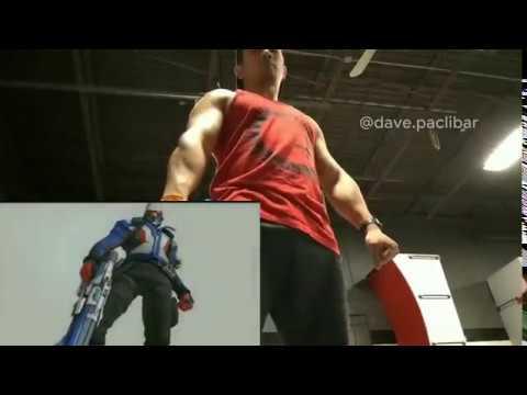 Би-бой воссоздает движения из Super Smash Bros. и Overwatch