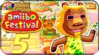 Let's Play ANIMAL CROSSING AMIIBO FESTIVAL Part 5 Die Einsame Insel - der Dieter [Deutsch/60FPS/HD]