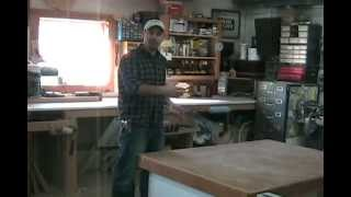 Custom Kitchen Cabinets Shop Tour Part 2