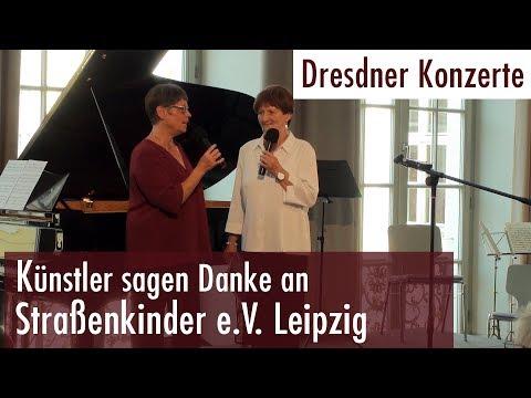 Dresdner Konzerte - Künstler sagen Danke an Straßenkinder e.V. Leipzig (27.08.2017)