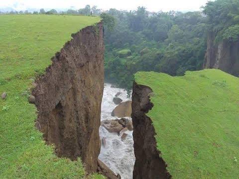 Flood, Landslide Heavy Rainfall In Pokhara  July 2017