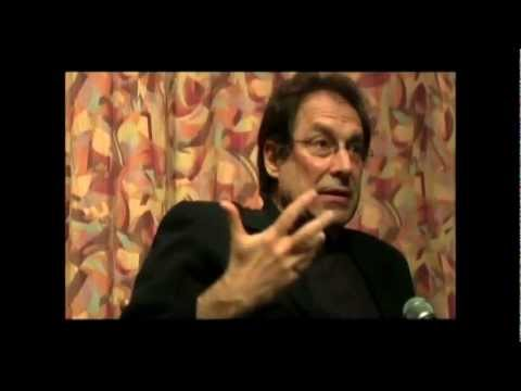 David Milch speaks at the Writers Guild Foundation