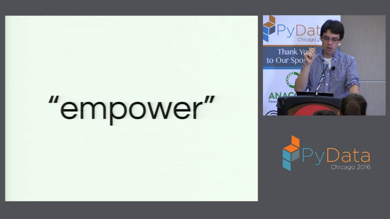 Image from Keynote: Developing Communities to Develop Themselves