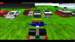 ROBLOX KZ Merge / Encore Rear Crash Test