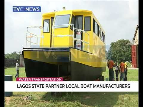Water Transportation: Lagos partners local Boat manufacturers