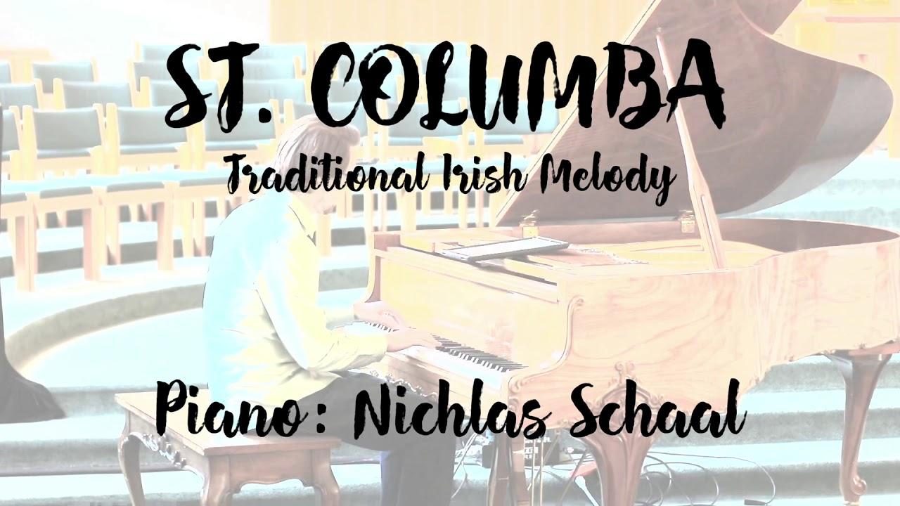 ST. COLUMBA_Piano Solo
