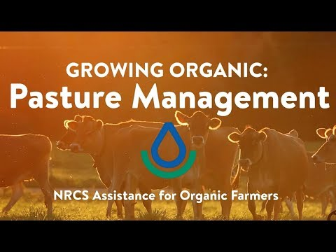 NRCS: Pasture Management