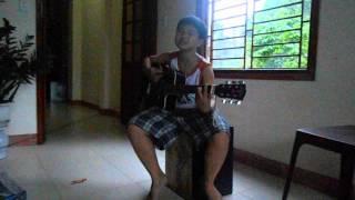 Anh khong doi qua  Guitar cover Nguyen Khoi