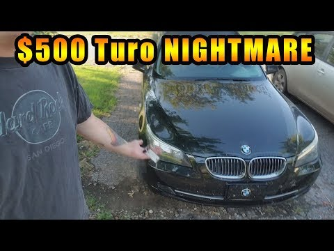 Don't Rent From TURO Without WATCHING THIS FIRST