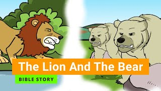 Primary Year B Quarter 1 Episode 7 The Lion And The Bear