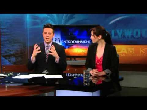 Chyler leigh Interview 2011