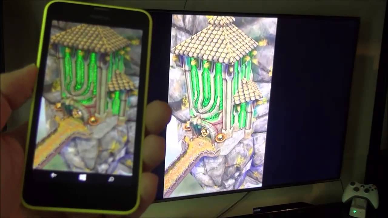 Miracast and Windows Phone 8 1 hands-on video | Windows Central