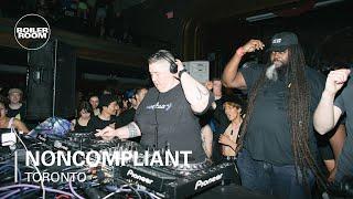 Noncompliant | Boiler Room Toronto Warehouse