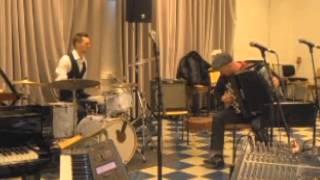 Samu Laiho & Sergei Repin playing at Metropolia University of Applied sciences examination