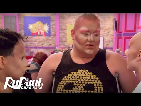 The Queens Discuss Battling Eating Disorders | RuPaul's Drag Race Season 9 | VH1