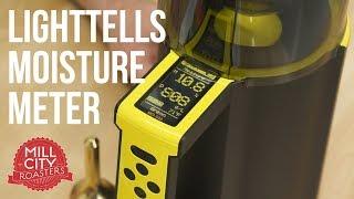 Coffee Lab Equipment: Lighttells MD-500 Moisture-Density Analyzer