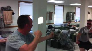 Army Lessons Learned The Battle Buddy System