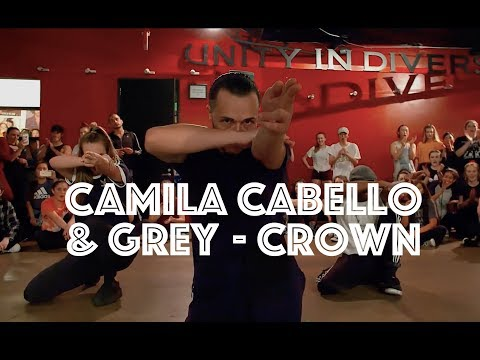 Camila Cabello & Grey - Crown | Hamilton Evans Choreography