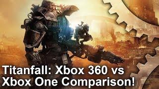 Titanfall Xbox 360 vs. Xbox One Comparison