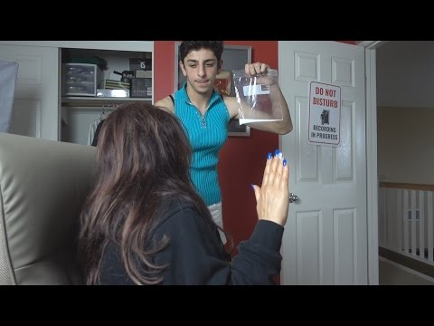 COCAINE PRANK!! (Role Reversal)