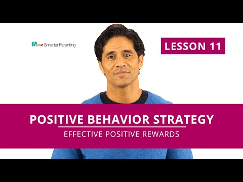 Rewards system for kids | Effective Positive Rewards