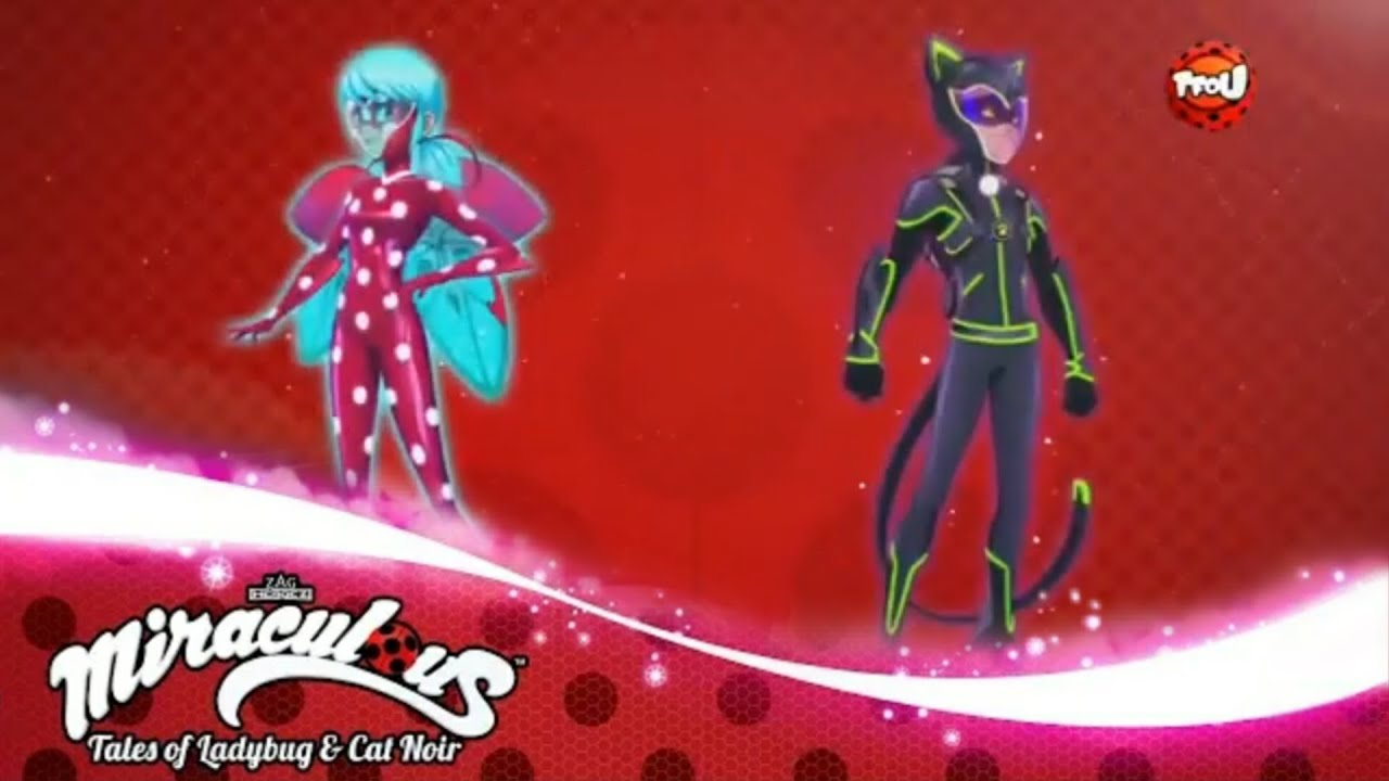 [EXCLUSIVE] Official SEASON 4 TRAILER! Miraculous lady Bug and Cat Noir. promo trailer Miraculous.